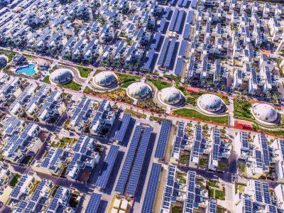 شهری فراتر از نفت واقع در دبی