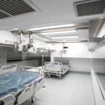 ساخت ICU جهت بیماری COVID-19